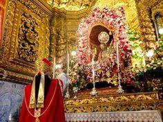 Festa do Santo Cristo, Sao Miguel
