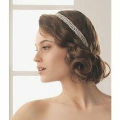 Peinados fáciles y caseros para bodas