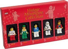 852769-1: Vintage Minifigure Collection Vol. 5