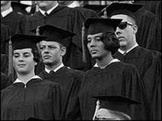 Vivian Malone Graduating From University Of Alabama ... One Of The First Black Students To Attend There ...