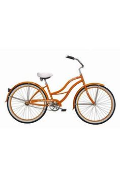 Got even more enamored with beach cruisers this weekend in Charleston. Want and orange one.