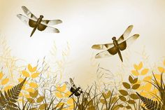 Gold Dragonfly Art Art Print by Christina Rollo. All prints are professionally printed, packaged, and shipped within 3 - 4 business days. Choose from multiple sizes and hundreds of frame and mat options. Dragonfly Art, Thing 1, Gifts For Nature Lovers, Office Art, Poster Making, Metal Wall Art, Digital Illustration, Canvas Art Prints, Fine Art America