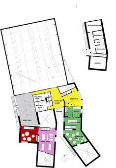 Youth Recreation & Culture Center - Dorte Mandrup + Cebra - gersonsvej 1.sal 1_200 farver
