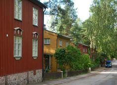 Käpylä, Helsinki, Finland.
