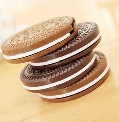 Funny dark brown chocolate cake shaped design make up mirror one woman Makeup comb tool pocket mirror, used in home office-in Makeup Mirrors from Beauty & Health on Aliexpress.com | Alibaba Group