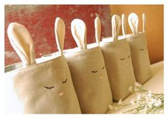 rabbit bags for kids room