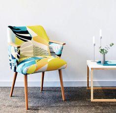 Canary fabric - Kitty Mccall | MA+BY Rotterdam