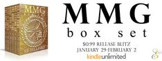 Abibliophobia Anonymous                 Book Reviews: **RELEASE BLITZ**  MMG Box Set by R.B. Hilliard
