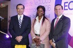 Ministro Cassinelli inauguró Macrorrueda de Negocios Ecuador 2016