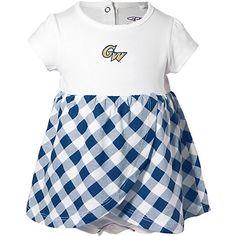 Product: George Washington University Infant Girls' Dress