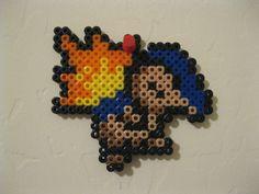 deviantART: More Like Mew Perler Beads by ~GamegirlTay