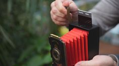 The Jollylook Is a 'Retro' Folding Polaroid Camera Made from Recycled Cardboard | Colossal