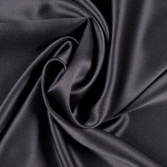 Mood's silk crepe-back satin is a medium-weight silk with a crepe face and a satin face. It has an exquisite drape and a lovely sheen, and makes sumptuous dresses, blouses, skirts and special occasion garments. Available in 96 attractive shades.