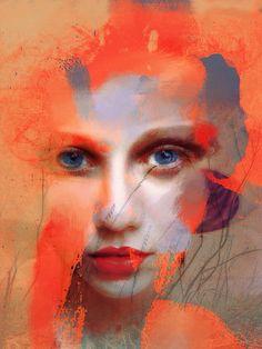 The bluest eyes | Sarah Jarrett
