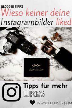 Wieso liked keiner mehr deine Instagrambilder? Tipps wie du deinen Account wieder pushen kannst, kriegst du auf www.fleurrly.com