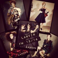 Lanvin fw13/14