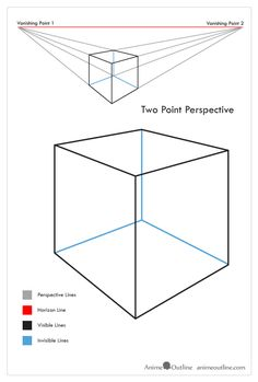 Two point perspective drawing examples 2 Point Perspective Drawing, Three Point Perspective, Perspective Art, Elements And Principles, Elements Of Design, Architecture Drawing Sketchbooks, Drawing Tutorials For Beginners, Still Life Drawing, Basic Drawing