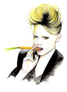 Illustrations by Caroline Andrieu - ego-alterego.com