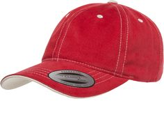 Brushed Twill with Transvisor Dad Hat - Flexfit/Yupoong