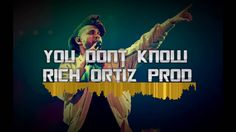 TheWeeknd Type Beat -  You Dont Know (Rich Ortiz Prod)