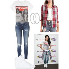 Becky g inspired outfit!, created by castro-gisselle on Polyvore