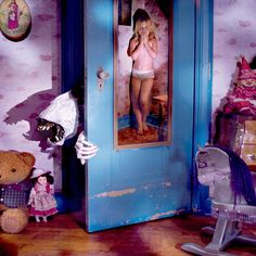 crianças, fotografia, hoffine, horror, infantil, joshua, medo, monstro, pesadelo, terror