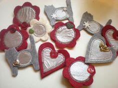 KakkuUnelmia: marraskuuta 2010 Christmas Gifts, Xmas, Work Inspiration, Handicraft, Diy For Kids, Diy Gifts, Diy And Crafts, Textiles, Crafty