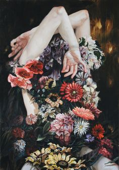 Painting by the incredibly talented Meghan Howland I don't think you understand how hard it was choosing just one to post!