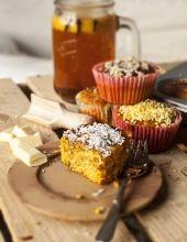Muffiny dyniowo-bananowe bezglutenowe, łatwe, szybkie i takie pyyyyyyszne! 20 Min, French Toast, Muffins, Breakfast, Anna, Food, Morning Coffee, Muffin, Essen