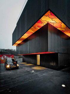 Luxemburg apartment by Metaform Architecture - Design gallery - APID