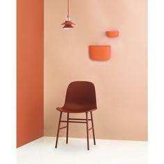 Monochrom: Form Chair Steel von Normann Copenhagen   online kaufen im stilwerk shop   ab € 230,-