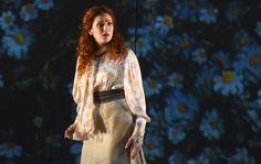 Sonia Ciani (Violetta), Atto II - foto Roberto Ricci (24/10/2014)