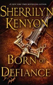 Book Review: Born of Defiance (The League #9) by Sherrilyn Kenyon | I Smell Sheep