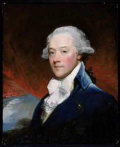 Gilbert Stuart, Colonel James Swan, 1795