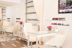Best Nail Salon Shops Los Angeles