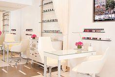 Best Nail Salon Shops Los Angeles