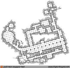 Heart of Darkling - The Demon Halls | Dyson Logos on Patreon