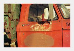 William  Eggleston William Christenberry, Stephen Shore, Robert Frank, William Eggleston, Famous Photographers, Color Photography, Cool Photos, Truck, Orange
