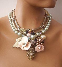 Perls + flowers