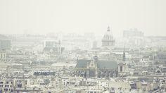 La Ville-Lumière II by Gokhun Guneyhan, via Behance
