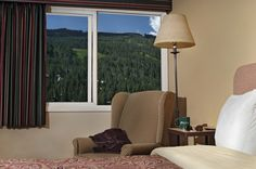 Mountain View Mountain View, Windows, Curtains, Home Decor, Homemade Home Decor, Window, Interior Design, Home Interiors, Decoration Home