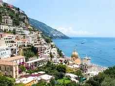 Cruise the gorgeous Amalfi coast on a HELM sailing holiday