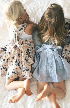 Sweet Handmade Suspender Skirts | Little & Spice on Etsy