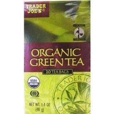 Go Green and Get Healthy with Organic Green Coffee Organic Green Tea, Green Bag, Trader Joes, Kombucha, Organic Recipes, Good Vibes, Get Healthy, Gourmet Recipes, Health Benefits