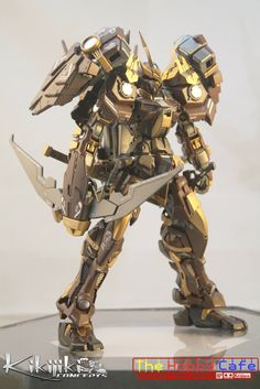 GUNDAM GUY: MG 1/100 Sengoku Astray Hideyoshi - Customized Build
