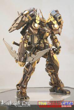 GUNDAM GUY: MG 1/100 Sengoku Astray Hideyoshi - Customized Build