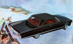 1965 Chrysler 300 Two Door Hardtop