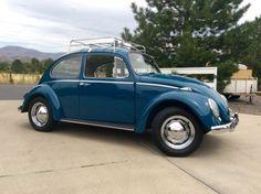 1965 Volkswagen VW Bug Beetle New Engine, Paint, Interior, & More, Nice!