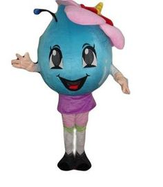 Flower cartoon mascot costumes, theme Park costumes, theme party costumes, mascot suit