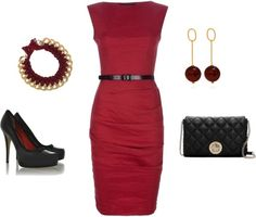 """""""Classy Lady"""" by lislyn ❤ liked on Polyvore"""